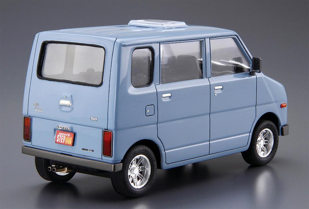 ホンダ VA ライフ ステップバン '74プラモデル(アオシマ1/24 ザ・モデルカーNo.074)商品画像_3