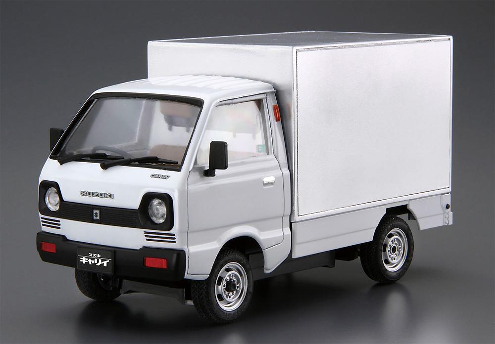 スズキ ST30 キャリイ パネルバン '79プラモデル(アオシマ1/24 ザ・モデルカーNo.079)商品画像_2