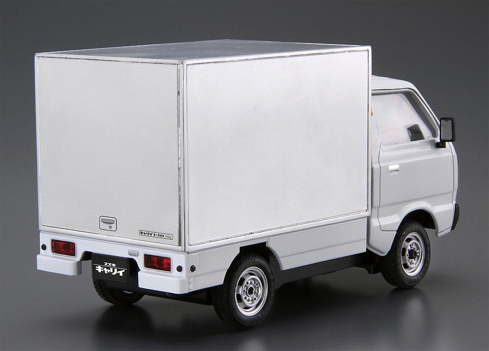 スズキ ST30 キャリイ パネルバン '79プラモデル(アオシマ1/24 ザ・モデルカーNo.079)商品画像_3
