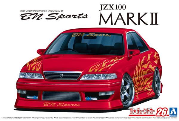 BNスポーツ JZX100 マーク 2
