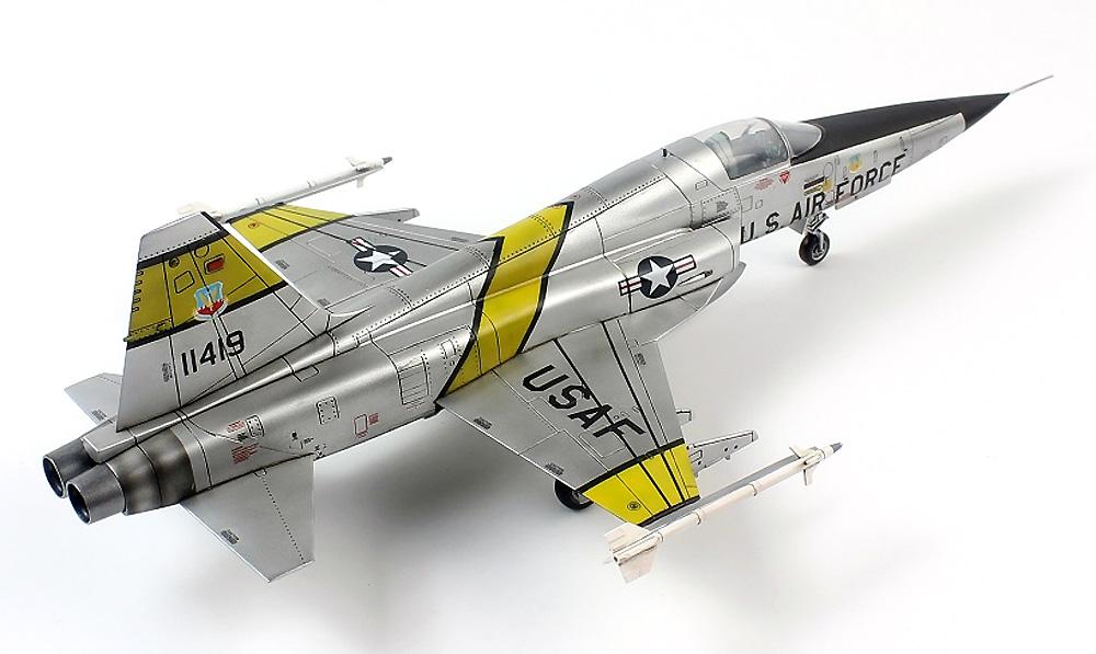F-5E タイガー 2 初期型プラモデル(ドリームモデル1/72 航空機モデルNo.DM720013)商品画像_4