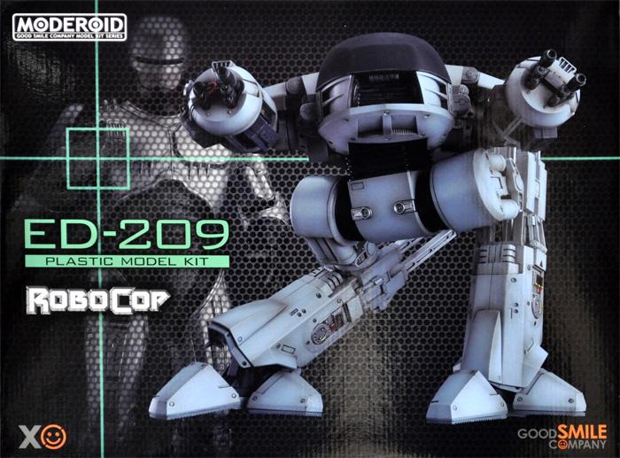 ED-209 (ロボコップ)プラモデル(グッドスマイルカンパニーMODEROID (モデロイド)No.131095)商品画像