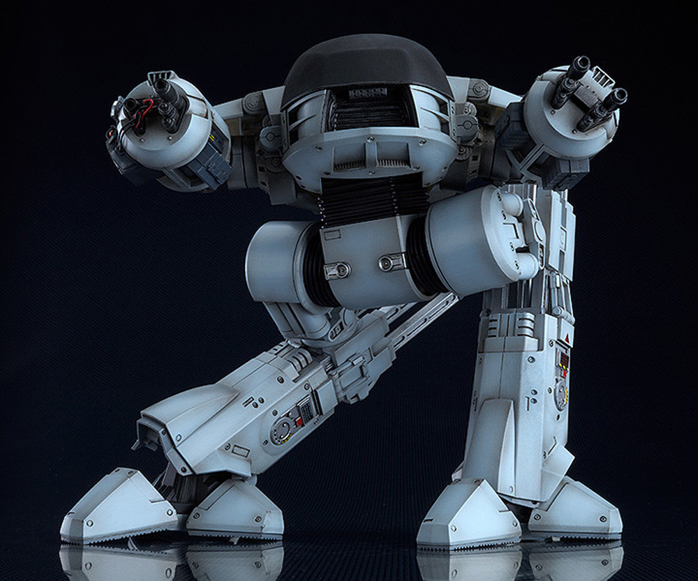 ED-209 (ロボコップ)プラモデル(グッドスマイルカンパニーMODEROID (モデロイド)No.131095)商品画像_1