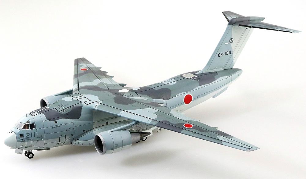 航空自衛隊 C-2 輸送機 機動戦闘車付プラモデル(アオシマ1/144 航空機No.SP4905083055090)商品画像_3