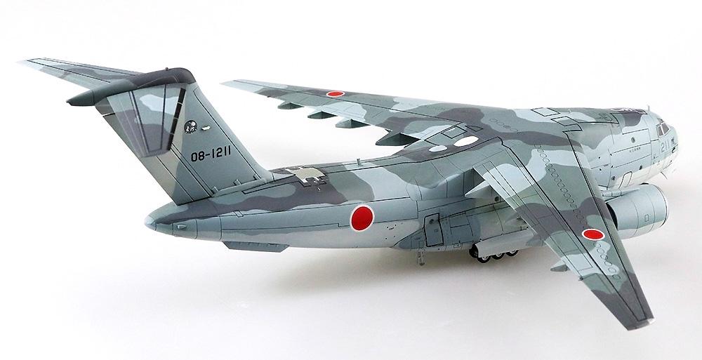 航空自衛隊 C-2 輸送機 機動戦闘車付プラモデル(アオシマ1/144 航空機No.SP4905083055090)商品画像_4