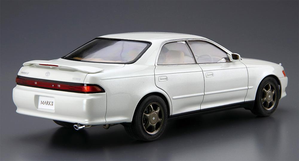 トヨタ JZX90 マーク 2 グランデG / ツアラーV '92プラモデル(アオシマ1/24 ザ・モデルカーNo.090)商品画像_3