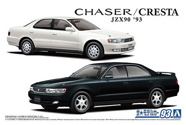 トヨタ JZX90 チェイサー/クレスタ アバンテ・ルーセント/ツアラー