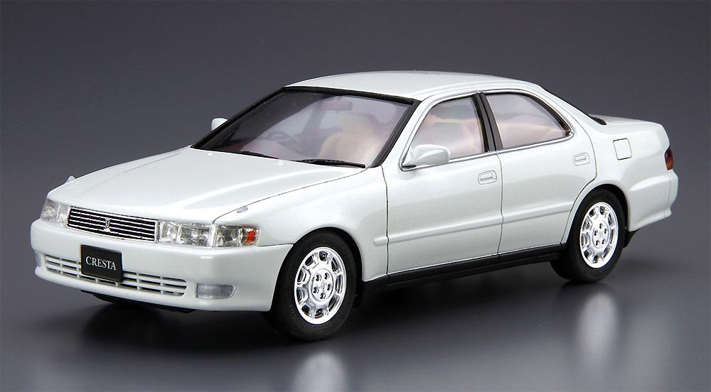 トヨタ JZX90 チェイサー/クレスタ アバンテ・ルーセント/ツアラー '93プラモデル(アオシマ1/24 ザ・モデルカーNo.093)商品画像_3