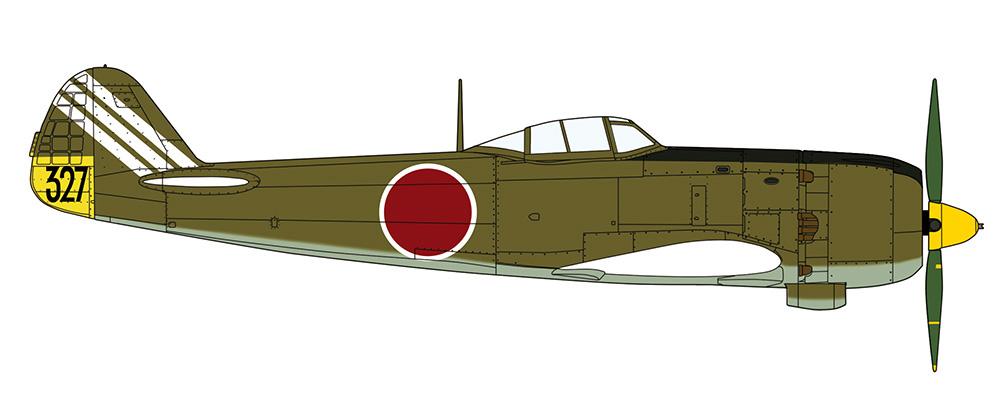 中島 キ84 四式戦闘機 疾風 飛行第73戦隊プラモデル(ハセガワ1/48 飛行機 限定生産No.07501)商品画像_3