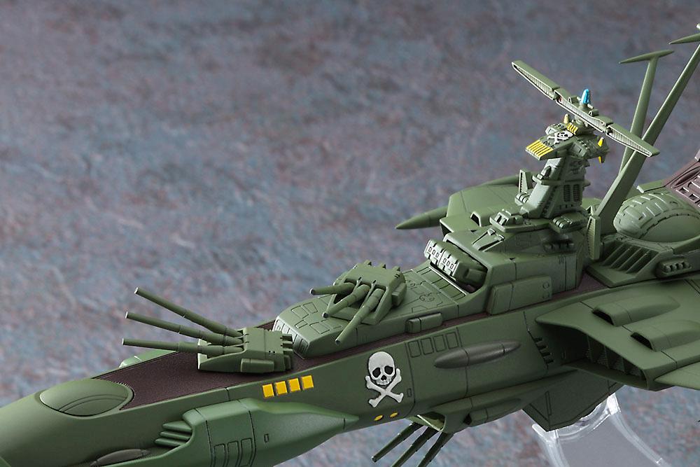宇宙海賊戦艦 アルカディアプラモデル(ハセガワクリエイター ワークス シリーズNo.CW020)商品画像_3