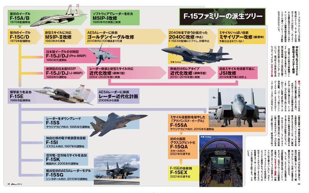 Jウイング 2021年4月号雑誌(イカロス出版J Wings (Jウイング)No.272)商品画像_3