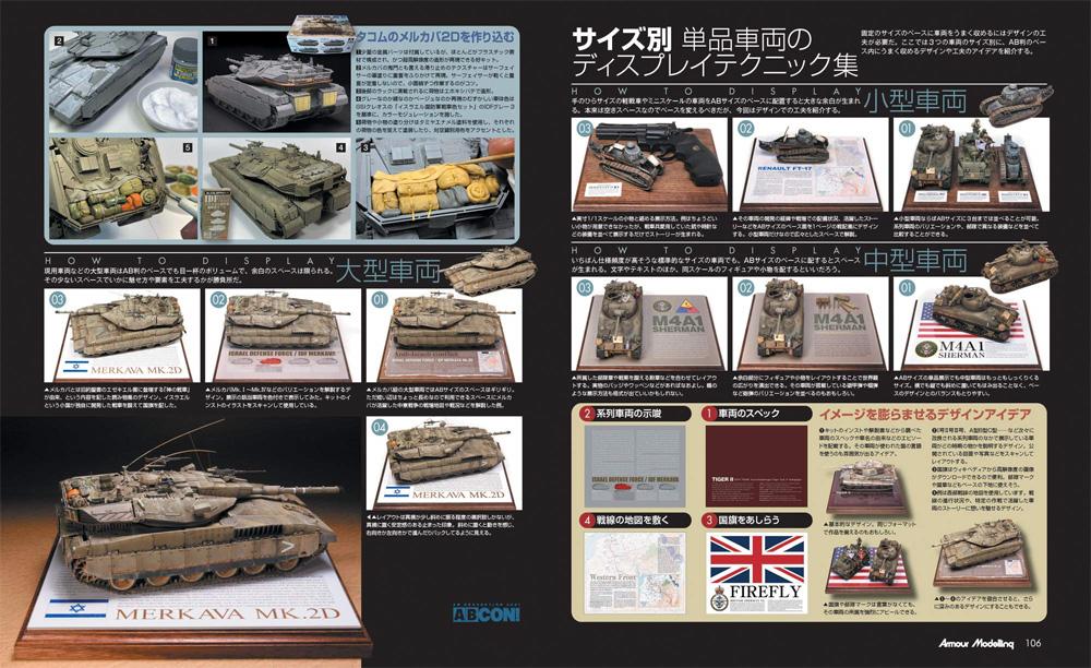 アーマーモデリング 2021年2月号雑誌(大日本絵画Armour ModelingNo.256)商品画像_2