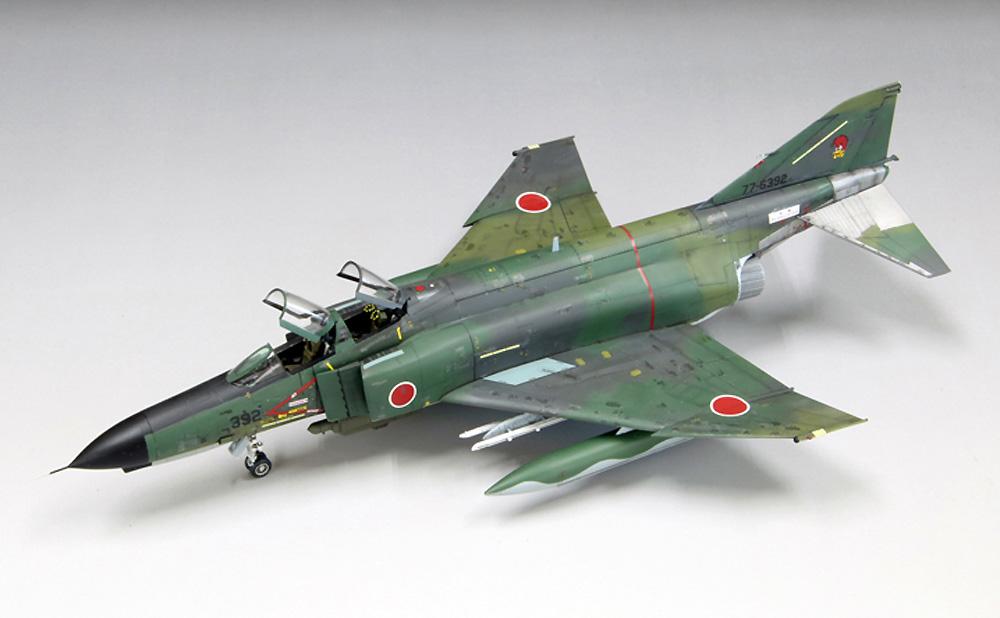 航空自衛隊 RF-4EJ 偵察機プラモデル(ファインモールド1/72 航空機No.FP042)商品画像_3