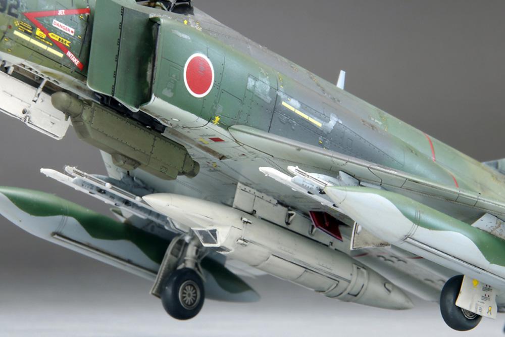 航空自衛隊 RF-4EJ 偵察機プラモデル(ファインモールド1/72 航空機No.FP042)商品画像_4