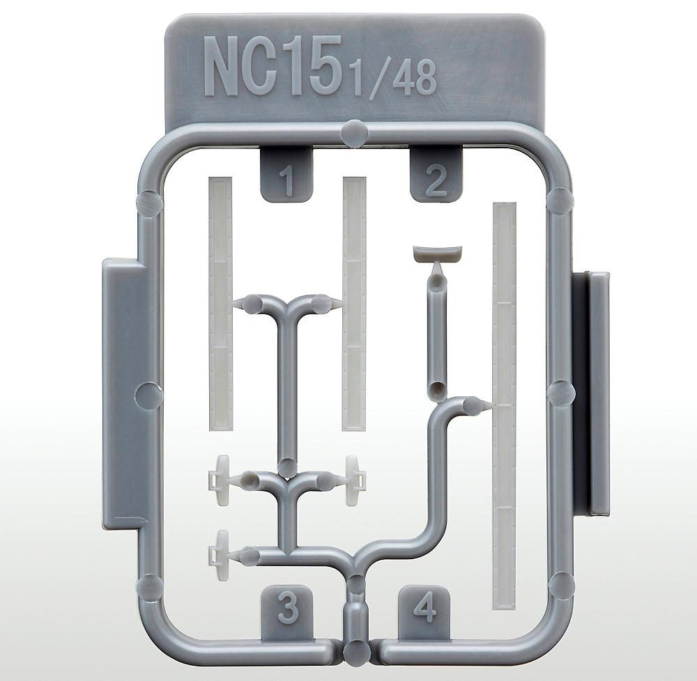 現用機用 バックミラー・パネルライトセット (1/48スケール)プラモデル(ファインモールドナノ・アヴィエーション 48No.NC015)商品画像_2