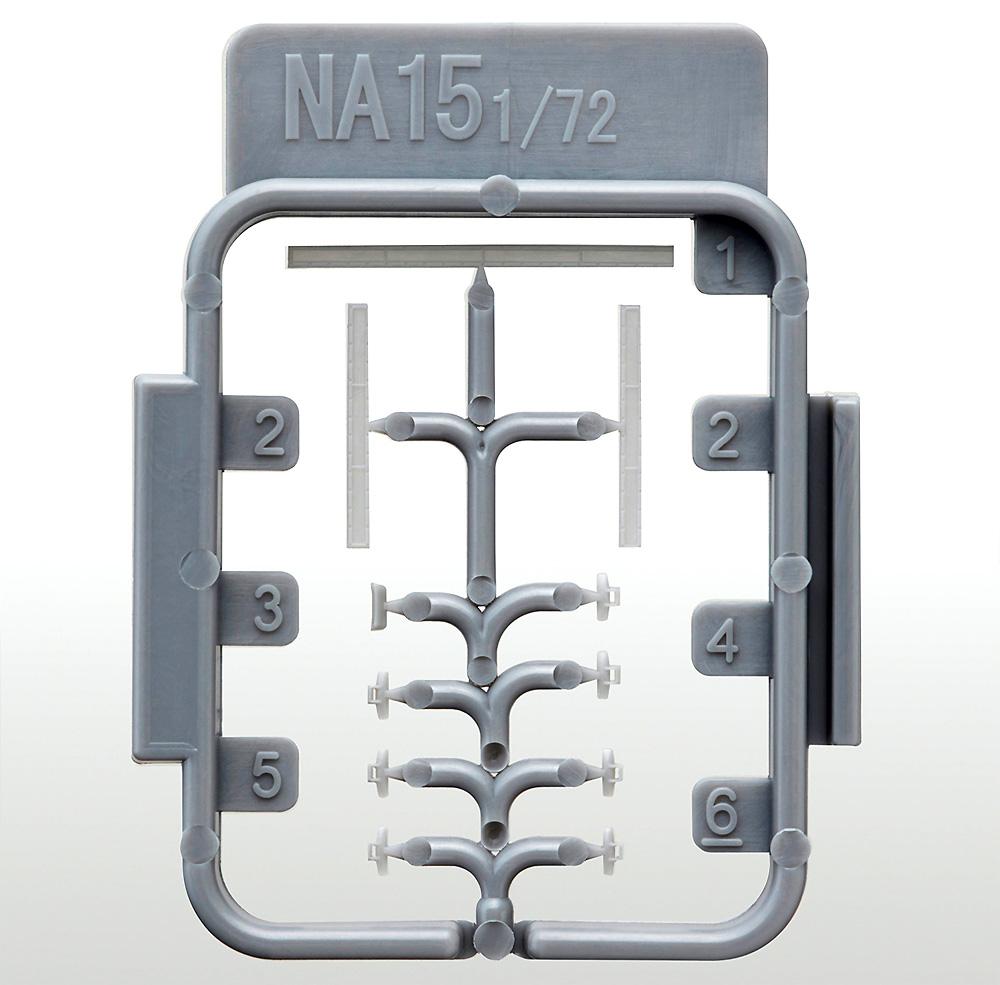 現用機用 バックミラー・パネルライトセット (1/72スケール)プラモデル(ファインモールドナノ・アヴィエーション 72No.NA015)商品画像_2
