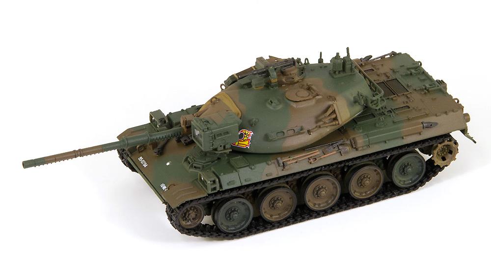 陸上自衛隊 74式戦車 エッチングパーツ付プラモデル(ピットロード1/72 スモールグランドアーマーシリーズNo.SG012E)商品画像_3