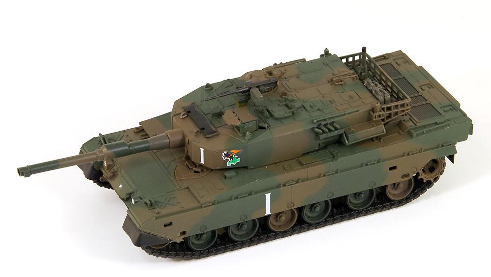 陸上自衛隊 90式戦車 エッチングパーツ付プラモデル(ピットロード1/72 スモールグランドアーマーシリーズNo.SG013E)商品画像_3