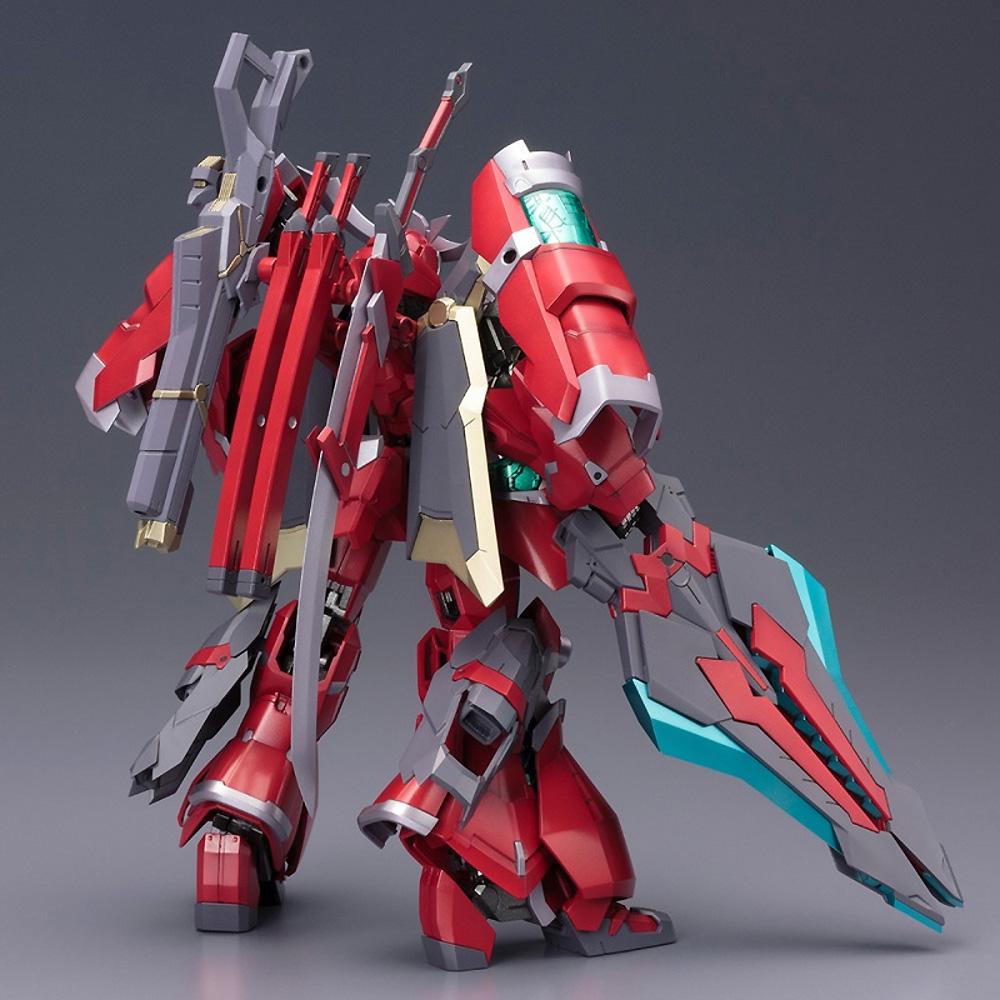 NSG-Z0/G マガツキ・崩天 : RE2プラモデル(コトブキヤフレームアームズ (FRAME ARMS)No.055)商品画像_3