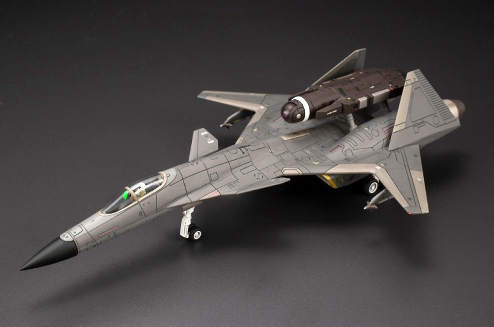 ADFX-01 For Modelers Editionプラモデル(コトブキヤエースコンバット (ACE COMBAT)No.KP519)商品画像_3