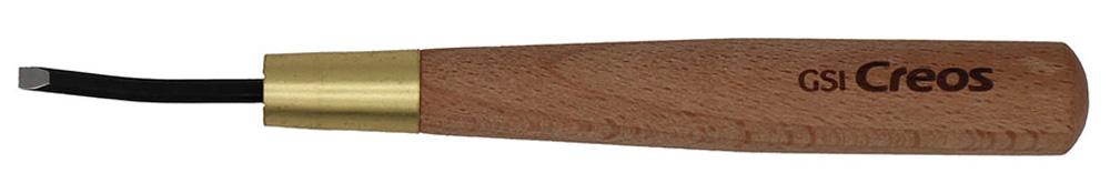 Mr.平刀 (ひらとう) 刃の幅 3.0mm彫刻刀(GSIクレオスGツールNo.GT126)商品画像_1