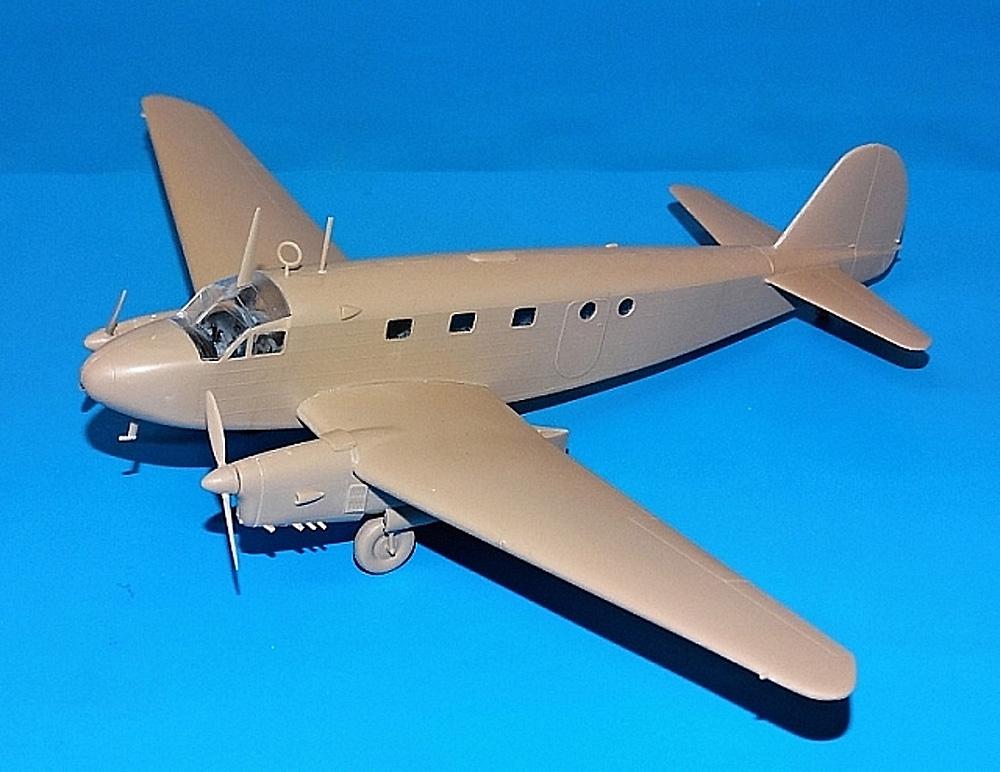 コードロン C-445 ゴエラン フランス 1940プラモデル(RSモデル1/72 エアクラフト プラモデルNo.92253)商品画像_4