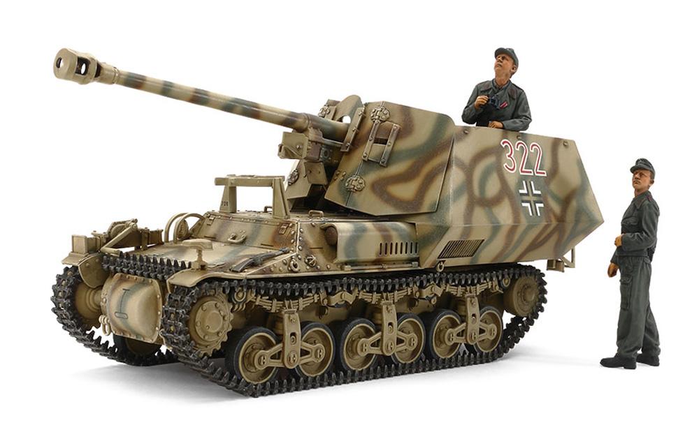 ドイツ 対戦車自走砲 マーダー 1プラモデル(タミヤ1/35 ミリタリーミニチュアシリーズNo.370)商品画像_2