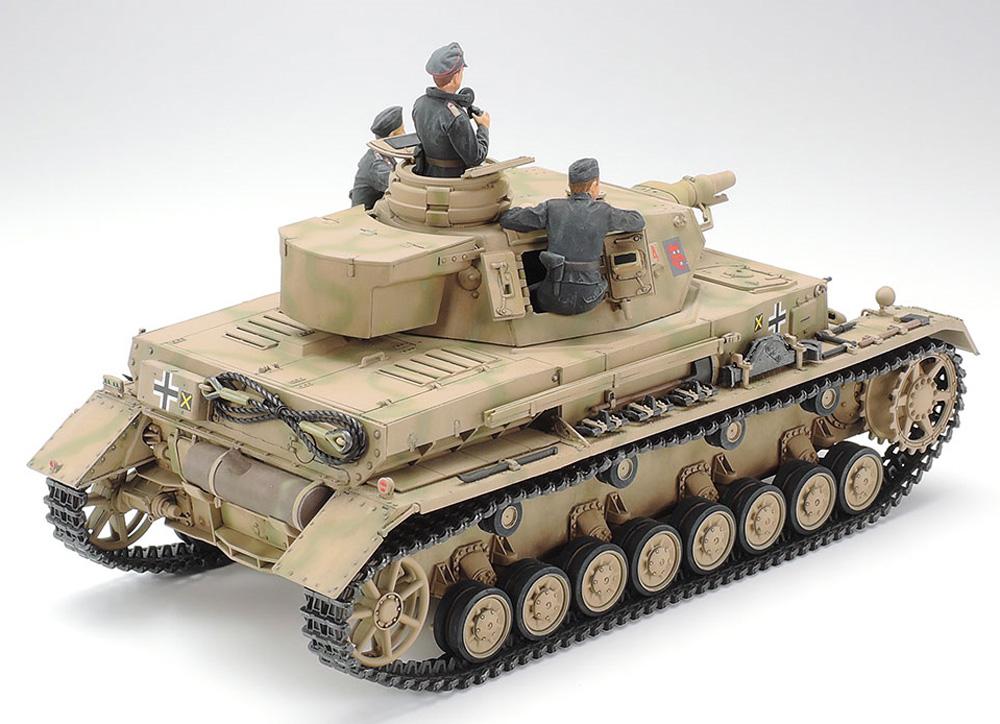 ドイツ 4号戦車 F型プラモデル(タミヤ1/35 ミリタリーミニチュアシリーズNo.374)商品画像_2