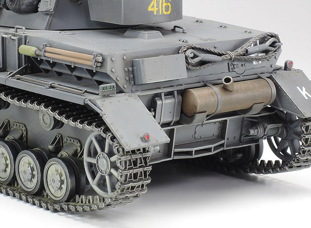 ドイツ 4号戦車 F型プラモデル(タミヤ1/35 ミリタリーミニチュアシリーズNo.374)商品画像_4