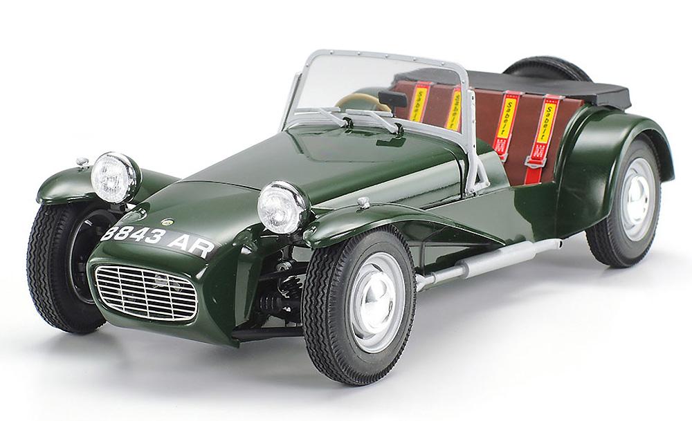 ロータス スーパー7 シリーズ 2プラモデル(タミヤ1/24 スポーツカーシリーズNo.357)商品画像_2