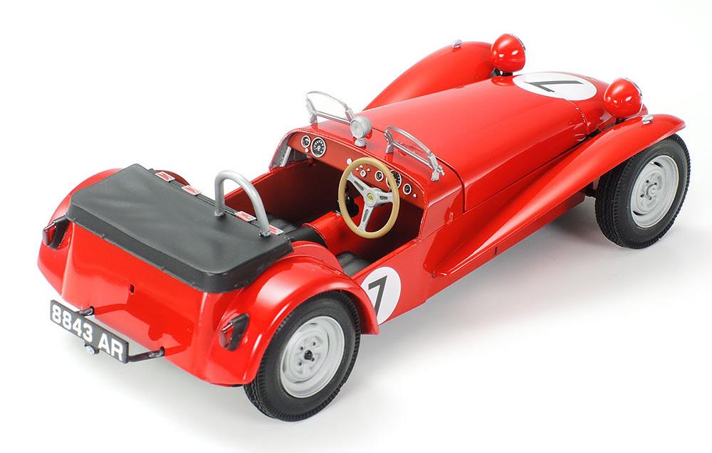 ロータス スーパー7 シリーズ 2プラモデル(タミヤ1/24 スポーツカーシリーズNo.357)商品画像_3