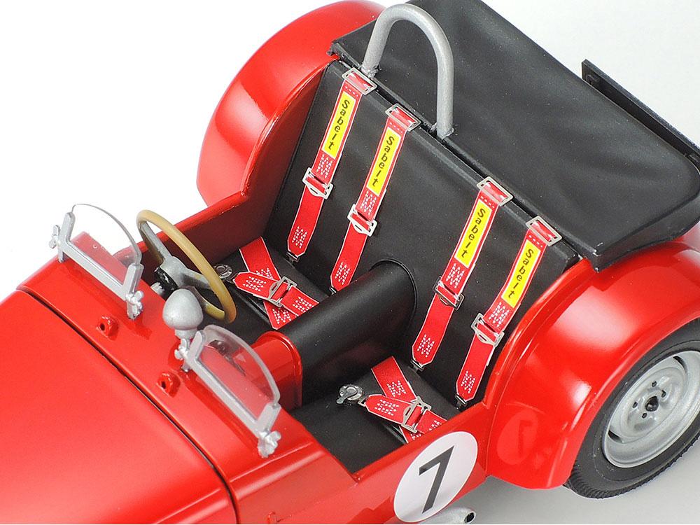ロータス スーパー7 シリーズ 2プラモデル(タミヤ1/24 スポーツカーシリーズNo.357)商品画像_4
