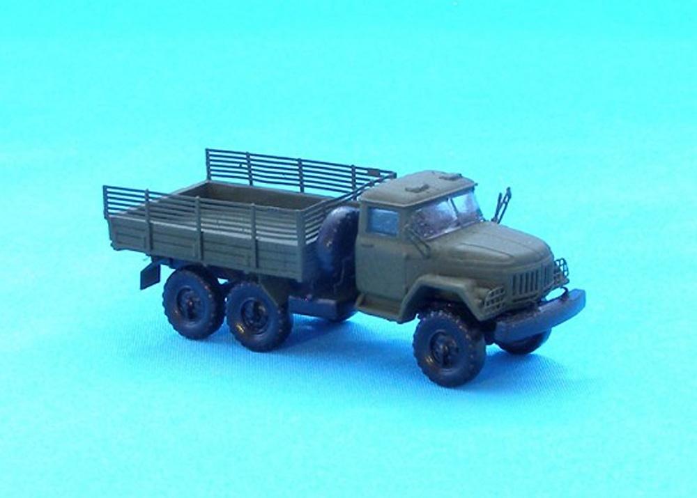 ZiL-131 ソビエト カーゴトラックプラモデル(ARMORY1/144 ミリタリーNo.AR M14801)商品画像_3