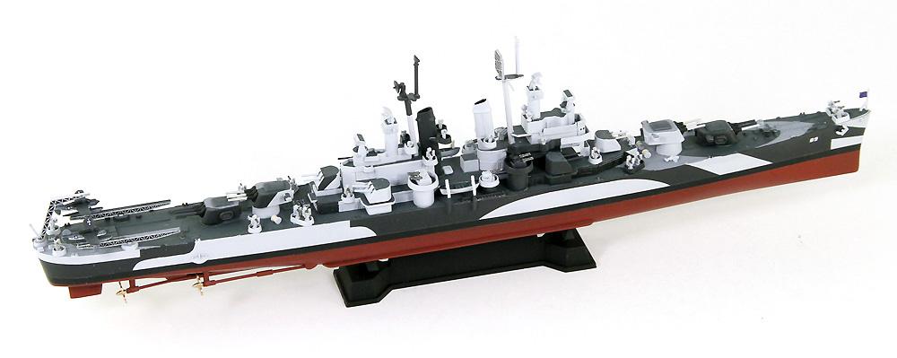 アメリカ海軍 軽巡洋艦 CL-89 マイアミ エッチングパーツ付(プラモデル)(ピットロード1/700 スカイウェーブ W シリーズNo.W209E)商品画像_3