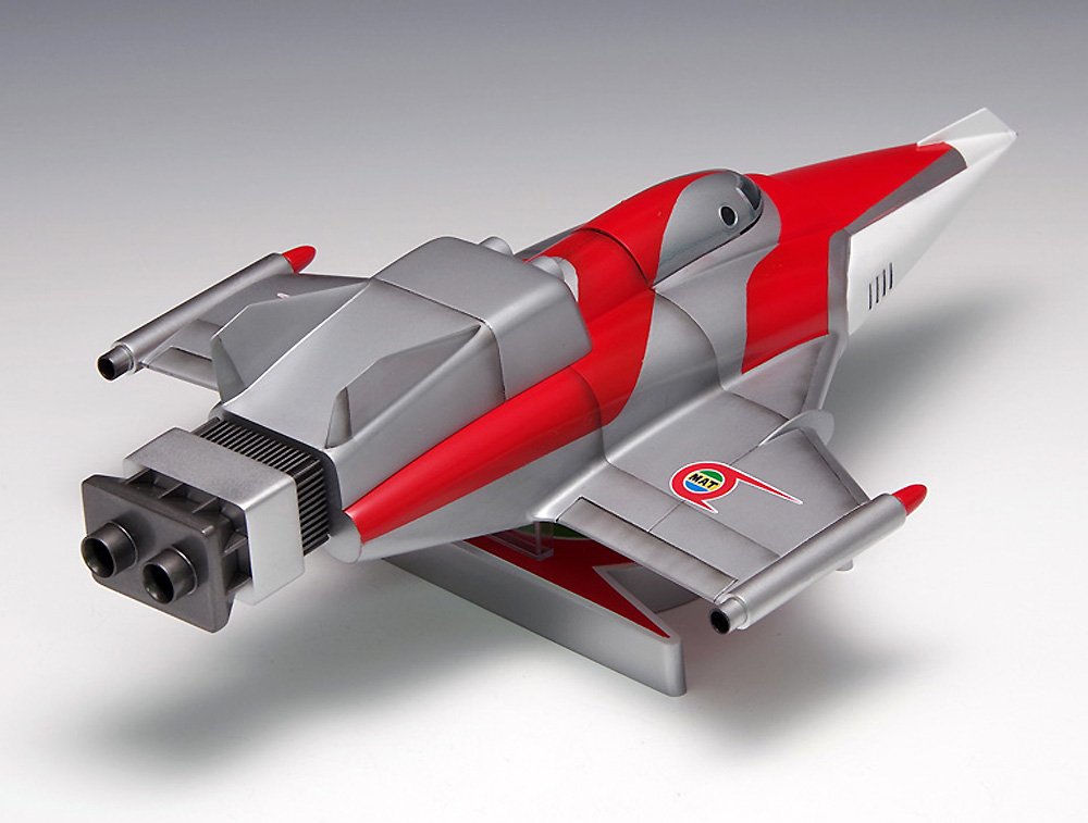 スペースアロープラモデル(ウェーブウルトラマンシリーズNo.UT-0278)商品画像_2