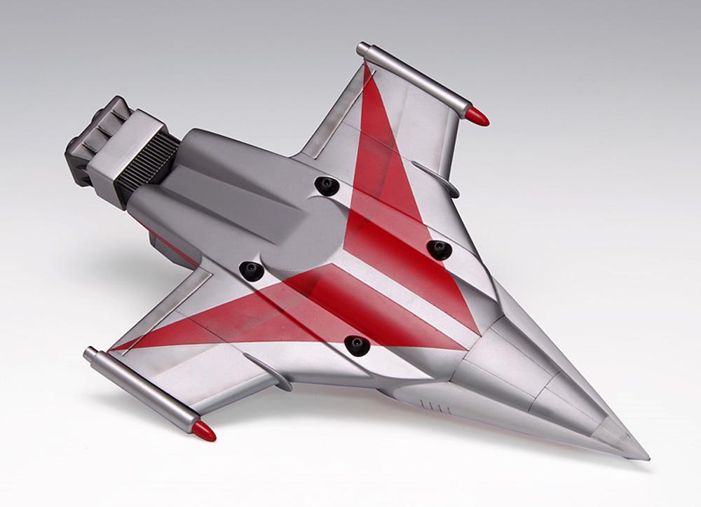スペースアロープラモデル(ウェーブウルトラマンシリーズNo.UT-0278)商品画像_3