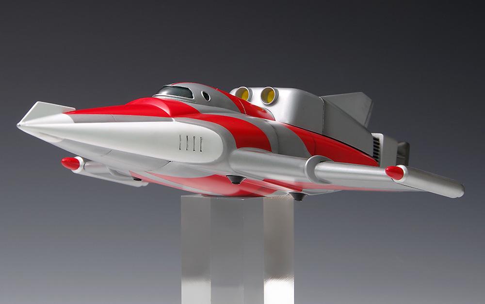 スペースアロープラモデル(ウェーブウルトラマンシリーズNo.UT-0278)商品画像_4