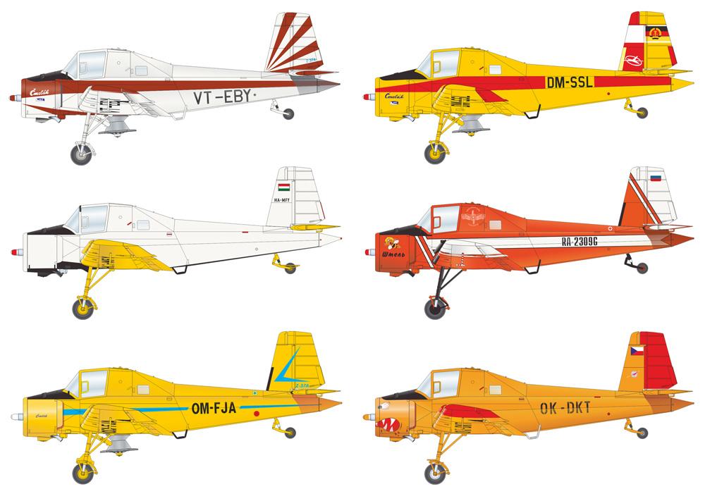 LET Z-37 チメラック 農業機プラモデル(エデュアルド1/72 プロフィパックNo.7097)商品画像_3