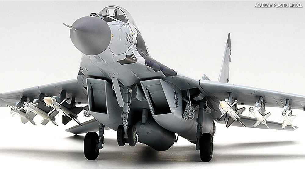 MiG-29AS スロヴァキア空軍 プラモデル (アカデミー 1/48 Aircrafts No.12227) 商品画像_1
