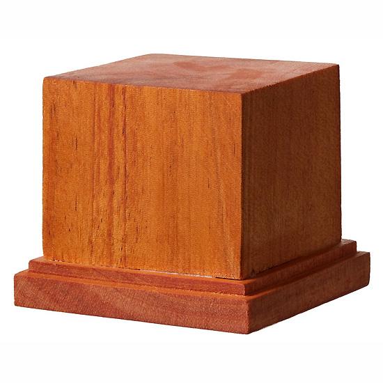 木製ベース 角型 Mディスプレイベース(GSIクレオスVANCE ディスプレイグッズNo.DB002)商品画像