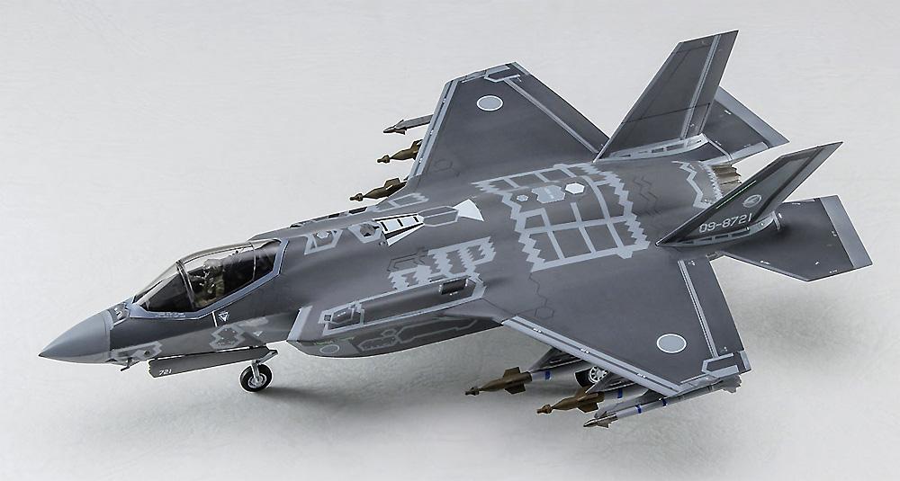 F-35 ライトニング 2 (A型) ビーストモード J.A.S.D.Fプラモデル(ハセガワ1/72 飛行機 限定生産No.02366)商品画像_3
