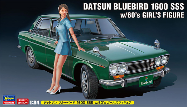 ダットサン ブルーバード 1600 SSS w/60