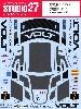 フォード マスタング GT4 #7 IMSA ロードアメリカ 2018 デカール