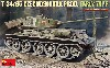 T-34/85 チェコスロバキア製 初期型