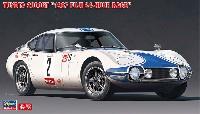 ハセガワ1/24 自動車 限定生産トヨタ 2000GT 1967 富士24時間耐久レース