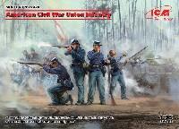 アメリカ 南北戦争 北軍歩兵