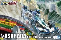 νアスラーダ AKF-0/G リフティングターンモード