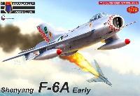 瀋陽 F-6A 初期型