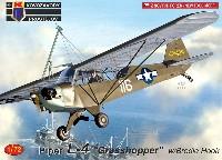 パイパー L-4 グラスホッパー w/ブロディフック