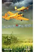 エデュアルド1/72 リミテッド エディションLET Z-37A チメラック 農業機 デュアルコンボ